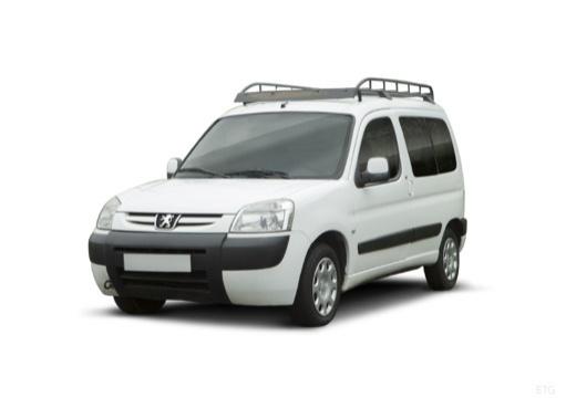Peugeot Partner Technische Daten Abmessungen Verbrauch