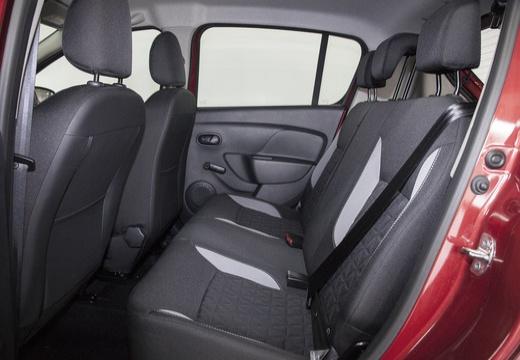 ÖAMTC Auto-Info, Details für Dacia Sandero Stepway TCe 90 - Limousine