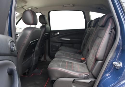 ÖAMTC Auto-Info, Details für Ford S-MAX Trend 2,0 FFV - Van