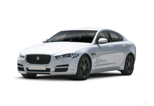 jaguar xe technische daten abmessungen verbrauch motorisierung. Black Bedroom Furniture Sets. Home Design Ideas
