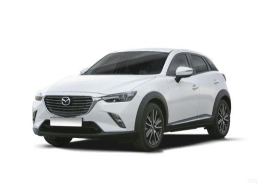 Mazda Cx 3 Technische Daten Abmessungen Verbrauch Motorisierung Autoscout24
