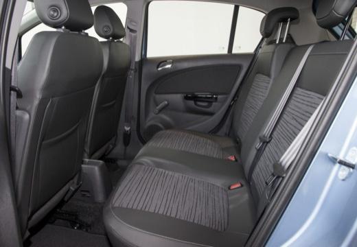 ÖAMTC Auto-Info, Details für Opel Corsa 1,4 Edition - Limousine