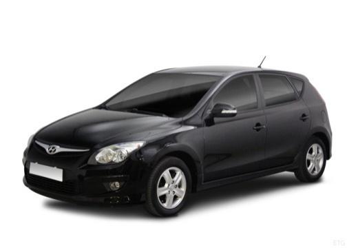 hyundai i30 technische daten - abmessungen, verbrauch & motorisierung
