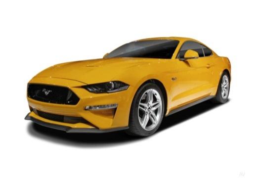 Ford Mustang Gt Technische Daten Abmessungen Verbrauch